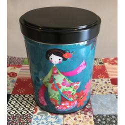 Boîte à Thé Illustrée Aiko