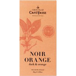 Tablette Noir/Orange - Café...