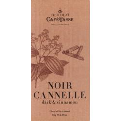 Tablette Noir/Cannelle -...