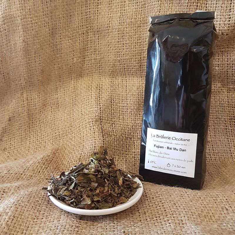 Bai Mu Dan – Thé blanc
