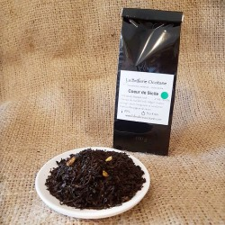 Cœur de Sicile – Thé noir aromatisé* – Flo Fairtrade